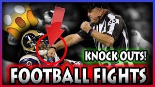 getlinkyoutube.com-Biggest Fights in Football History (NFL)
