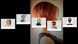 getlinkyoutube.com-Cortes de cabello corto en capas 2016