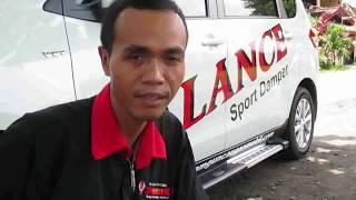 getlinkyoutube.com-Cara pasang Peredam Guncangan Mobil Balance Sport Damper