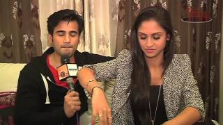 getlinkyoutube.com-Karan Tacker and Krystle D' Souza arrives right here to charm their fans all over again