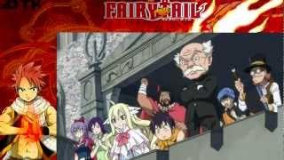getlinkyoutube.com-Laxus vs Raven Tail  |  Full Fight  |  HD 720p  |  English Subbed