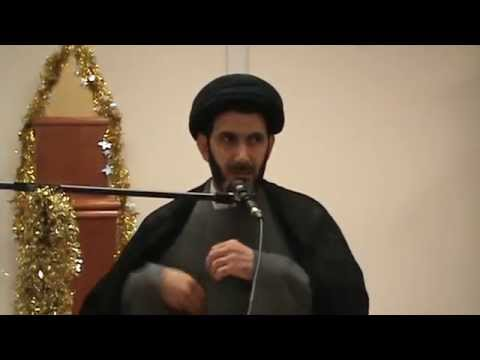 Raising Righteous Children - Sayyed Najah Al-Hussaini (Ramadan 2014)