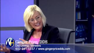 Veneers with Dr. Ginger Price