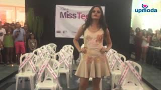 getlinkyoutube.com-Miss Teen Ceará 2015 - Desfile Pankage