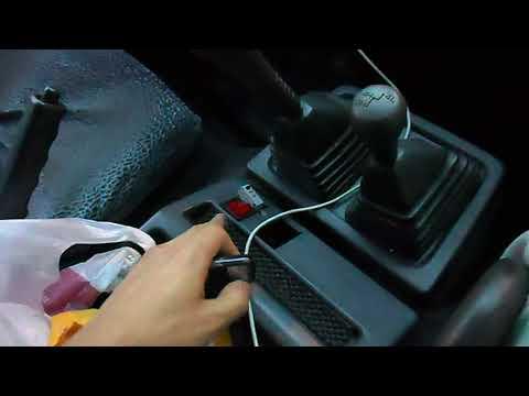 Ручной регулятор холостого хода Mitsubishi L300