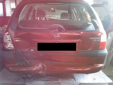 Opel Vectra B - Body repair