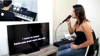 getlinkyoutube.com-Roland BK 9 Review Parte 2 - Sidinholeal