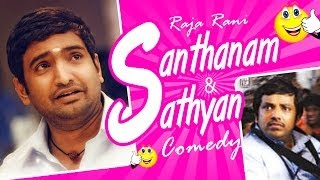 getlinkyoutube.com-Raja Rani Tamil Movie | Back To Back Comedy Scenes | Arya | Nayanthara | Santhanam | Jai | Nazriya