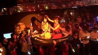 getlinkyoutube.com-【仮面女子・アリス十番】澤田リサ4か月ぶりステージ復帰「ただいま」