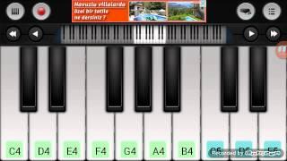 getlinkyoutube.com-تعليم عزف اغنيه عدنان و لينا على البيانو