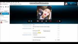 getlinkyoutube.com-Zendaya & Bella - Skype