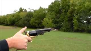 getlinkyoutube.com-1851 Navy Black Powder Revolver