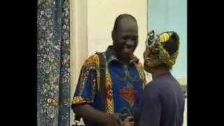 MA FAMILLE HUMOUR IVOIRIEN GAZOU LA DOUBLEUZ