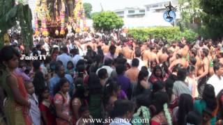 சூரிச் அருள்மிகு சிவன் கோவில் வருடாந்தத் திருவிழா 2015