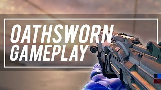 "getlinkyoutube.com-Oathsworn - Halo 5 Mythic Weapon Gameplay - ""Sonic the Hedgehog Edition"""