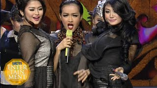 getlinkyoutube.com-Julia Perez ft Duo Serigala - 'Merana' 'Abang Goda' [Ami Awards18th 2015] [22 09 2015]
