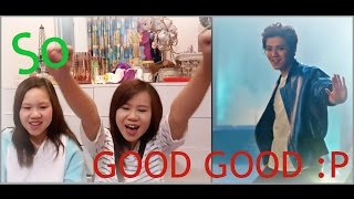 "getlinkyoutube.com-LUHAN (鹿晗) - ""That Good Good"" 有點兒意思 MV Reaction"