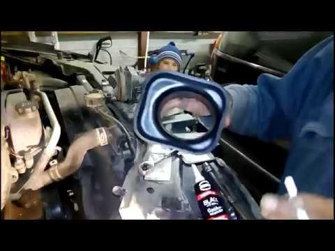 Установка шноркеля маде ин Китай на Hummer H3