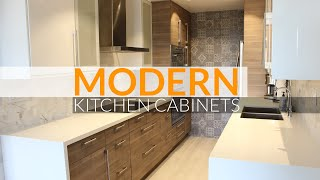Modern Kitchen Cabinets - Modern Kitchen Cabinets Colors, Pricing & Lead Times