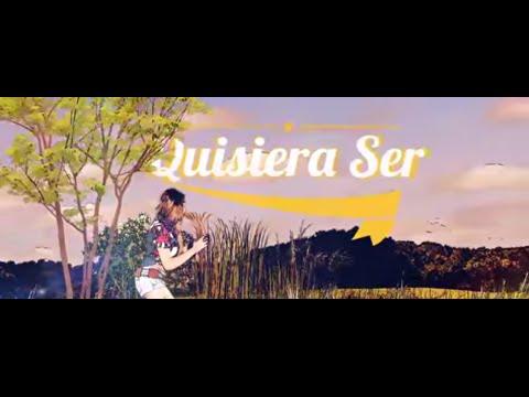 Quisiera Ser - Yandar y Yostin  (Lyric Video)