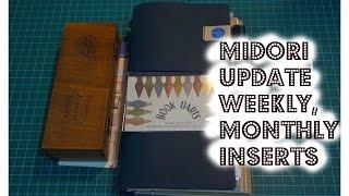 getlinkyoutube.com-Midori Update | Weekly, Montly Inserts