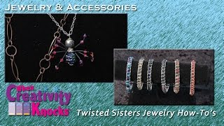 Spider Pendant and Circle of Life Bracelet