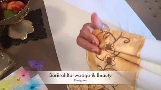 """getlinkyoutube.com-Qurxintii Abaayo BariirahBarwaaqo""""s Designer"""