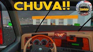 getlinkyoutube.com-Truck Simulator USA Saindo De Los Angeles (Chuva + Balanças)