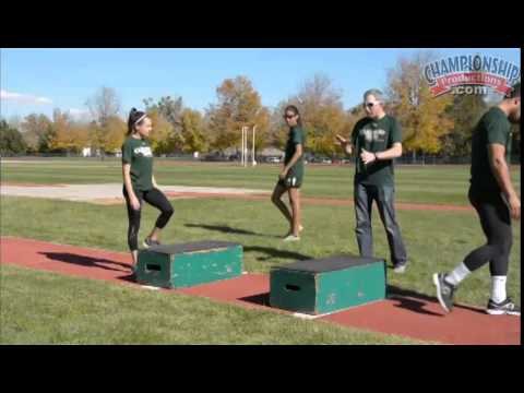 Improve Stabilization for the Long Jump and Triple Jump! - Track 2015 #8