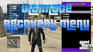 getlinkyoutube.com-GTA 5 ONLINE PS3 - Ultimate Recovery Menu | SPRX MOD MENU |[GER / ENG]