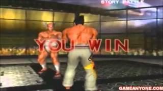 getlinkyoutube.com-All Tekken Final Bosses