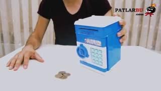 ® Patlarbu.com - Şifreli Kasa Kumbara