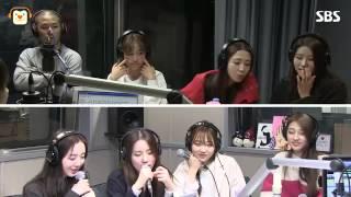 getlinkyoutube.com-[SBS]박소현의러브게임,러블리즈의 숙소 이야기
