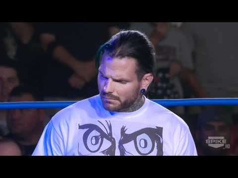 Jeff Hardy Returns to TNA 2011  !