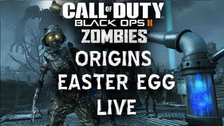 "getlinkyoutube.com-Black Ops 2 Origins ""Little Lost Girl"" Easter Egg 3 Player Attempt Live Commentary"