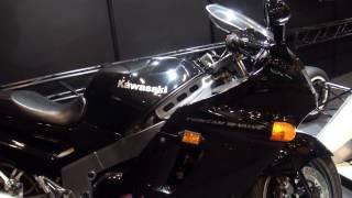 getlinkyoutube.com-カワサキのスポーツ4輪 ウエストレーシングカーズ 川崎重工業 KAZE-X11 Kawasaki Good Times World Kawasaki Ninja ZX-11