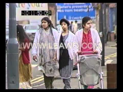 Sikh Girls / Pakistani Muslim sex gangs / 'Shere Panjab' (Sikh organisation) - Birmingham, UK - 1988