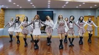 getlinkyoutube.com-WJSN (Cosmic Girls) 'I Wish' mirrored Dance Practice