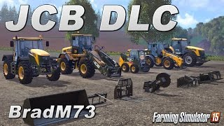 getlinkyoutube.com-Farming Simulator 15 - JCB Add-On DLC