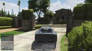 """getlinkyoutube.com-GTA 5 - Cars """"Stinger GT"""" mission."""