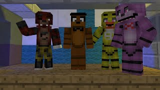 getlinkyoutube.com-Minecraft five nights at freddy's 2 Song  ( Animation )