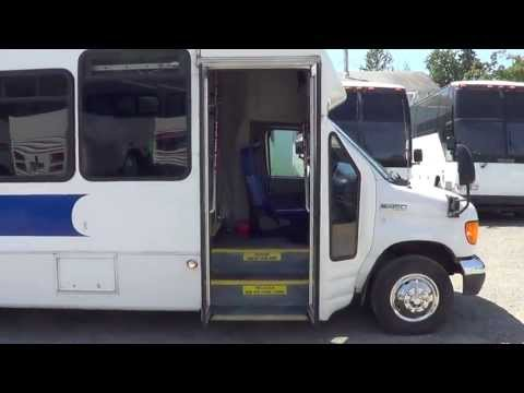 Northwest Bus Sales - 2006 Ford Starcraft ADA Wheelchair Bus For Sale - S18813