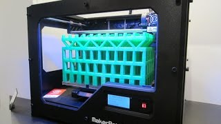 getlinkyoutube.com-13 Amazing Things You Can Make With a 3-D Printer