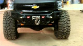 getlinkyoutube.com-My axial scx10 chevy silverado