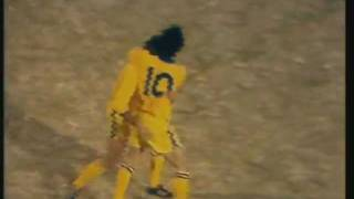 getlinkyoutube.com-Leicester City 2 Birmingham City 6, Kenny Burns Hat Trick - 4 December 1976