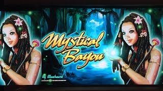 getlinkyoutube.com-MYSTICAL BAYOU slot machine bonus BIG WINS!