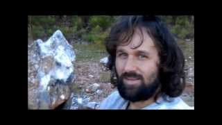 "getlinkyoutube.com-The Crystal Collector: ""Giant quartz crystals"" Ep. 1 Gwinnett Co. Georgia"