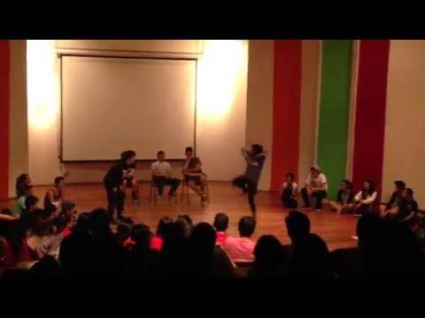 UP Street Brawl | Freestyle Battle | Gani v Ces round 1