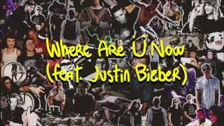 getlinkyoutube.com-Skrillex & Diplo - Where Are Ü Now (Feat. Justin Bieber) Ringtone