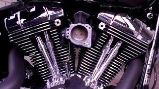 getlinkyoutube.com-Harley Davidson Breakout Softail FXSB Arlen Ness Big Sucker Installation